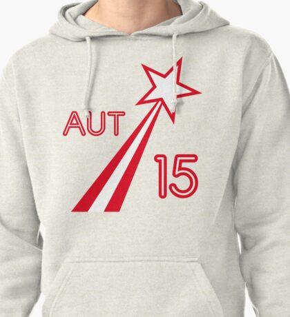AUSTRIA STAR 2015 Pullover Hoodie