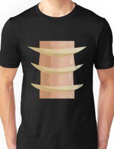 Glitch Ix Land  bone ladder spine 01 Unisex T-Shirt