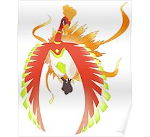 Primal Ho-oh Poster