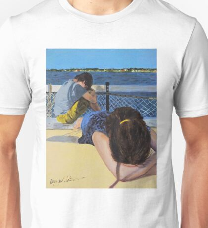 Teenagers on Vacation Unisex T-Shirt