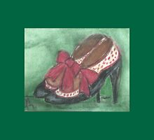 Polka Dot Shoes! T-Shirt