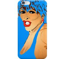 Tina Simply The Best #2 iPhone Case/Skin