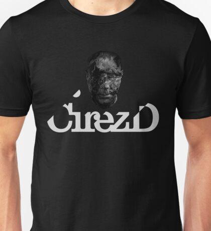 Cirez D transparant  Unisex T-Shirt