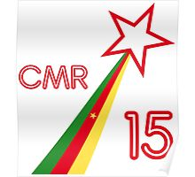 CAMEROON STAR 2015 Poster