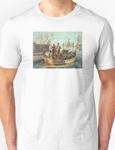First Voyage of Christopher Columbus T-Shirt