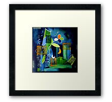 A Place To Grow Framed Print