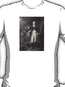 George Washington on the Battlefield T-Shirt