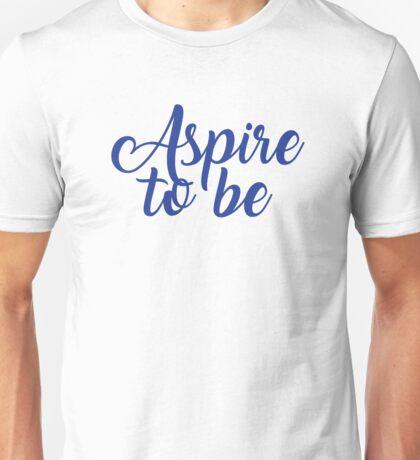 "Kappa Kappa Gamma ""Aspire to Be"" Unisex T-Shirt"
