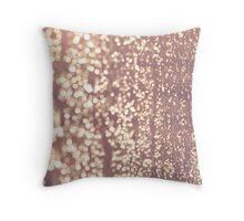 Rain rain, never go away Throw Pillow
