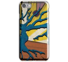Action Through Plants iPhone Case/Skin