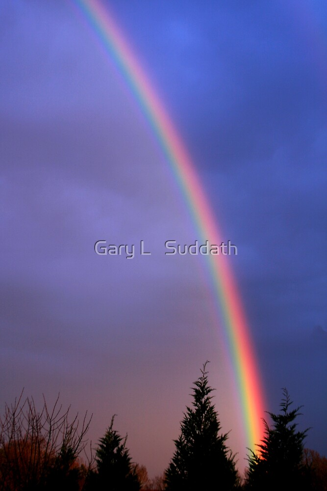 Rainbow by Gary L   Suddath