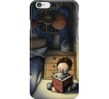 Childhood Passion - Space iPhone Case/Skin