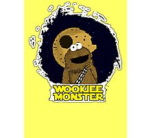 Wookiee Monster... Photographic Print