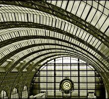 Musee D'Orsay by Charles McKean