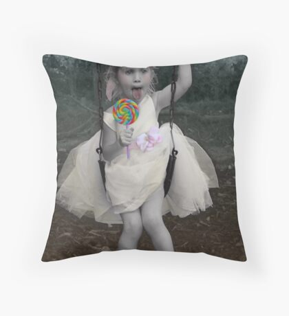 Sweet Treat Throw Pillow