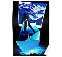 BOATING DREAM Poster