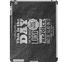 This is the DAY iPad Case/Skin