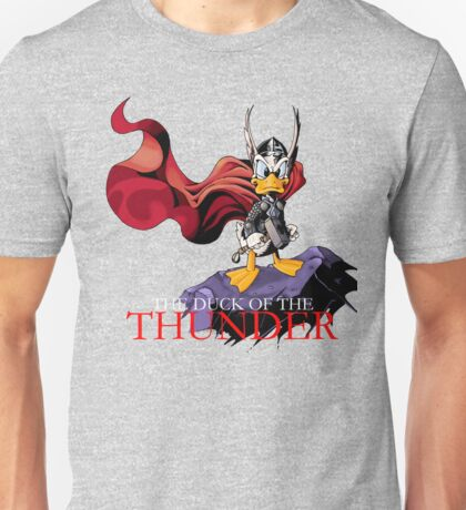 The Duck of the Thunder Unisex T-Shirt