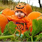 Pumpkin Patch Kid 2 by Jim Sugrue