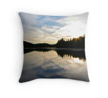 Algonquin Sky Throw Pillow