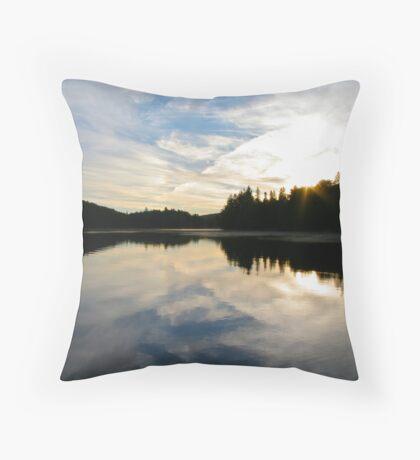 Algonquin Sky Throw Pillow