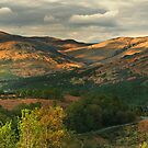 Trossachs National Park by Chris Clark