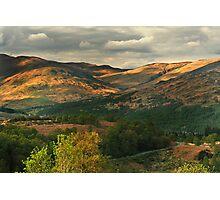 Trossachs National Park Photographic Print