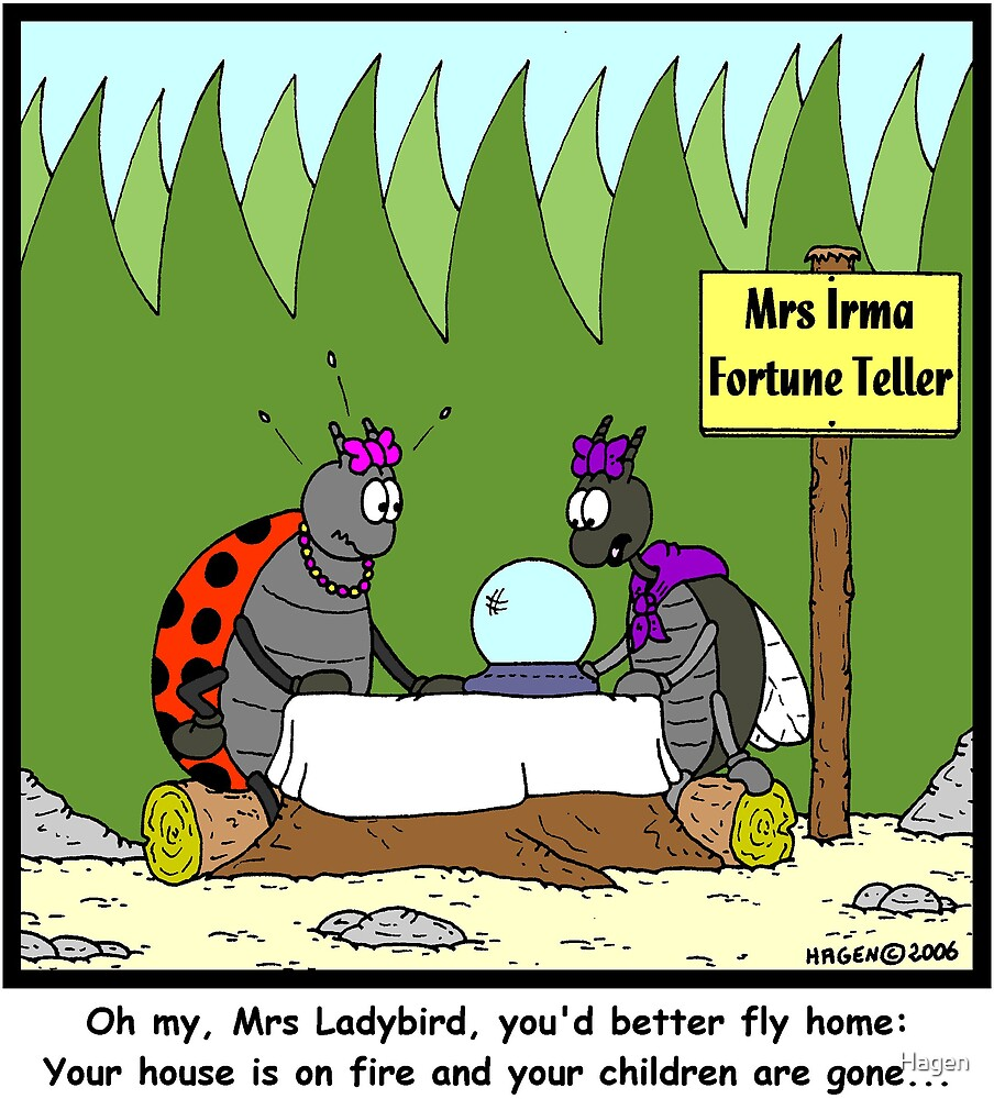 Ladybird by Hagen