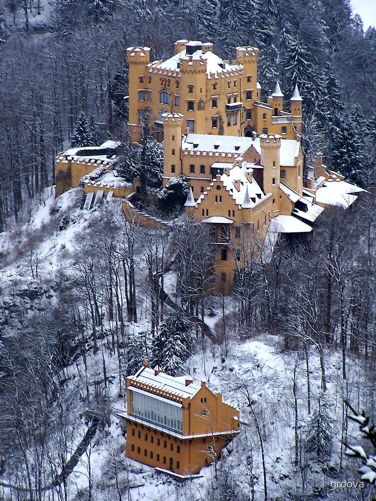 Schloss Hohenschwangau by groova