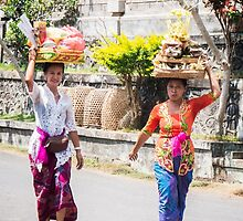Balinese Women by redashton