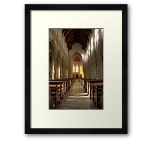 Inner Glory Framed Print