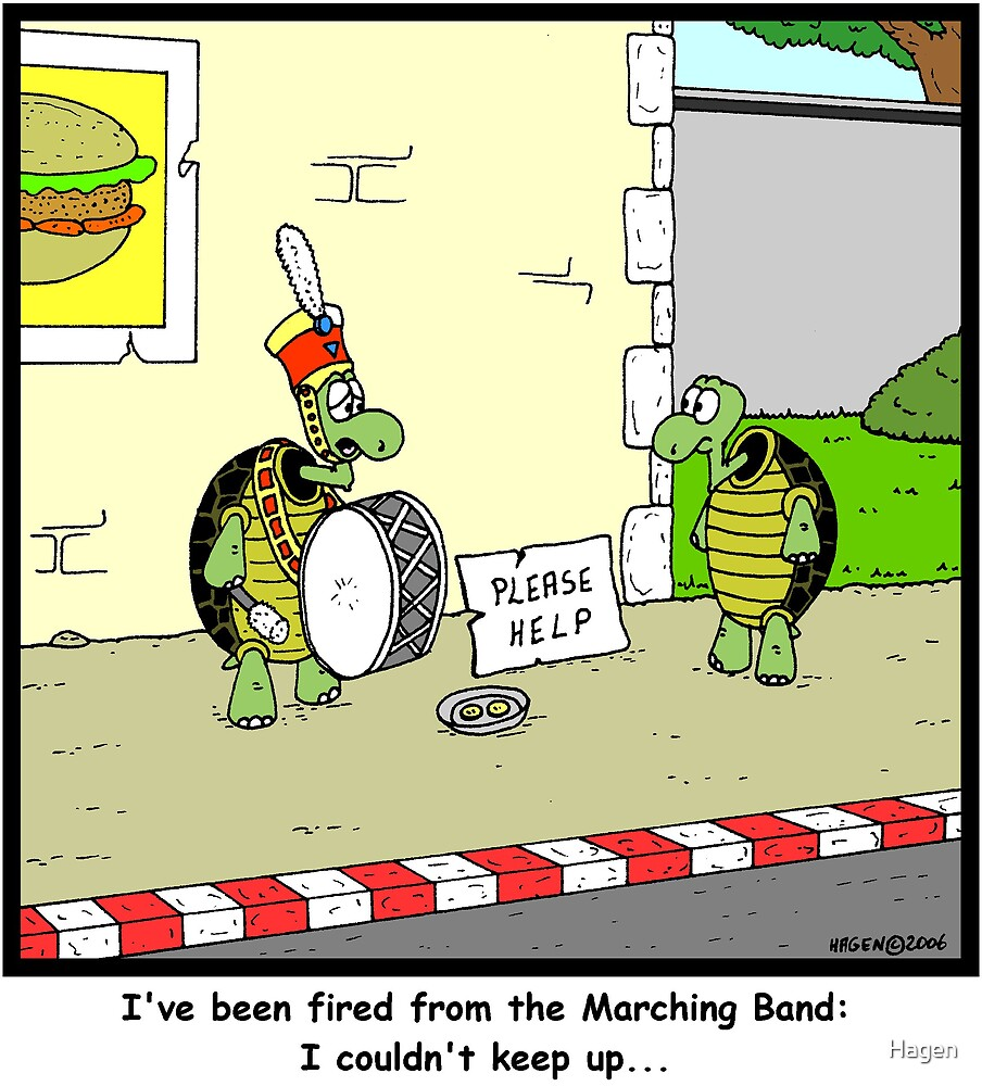 Marching Band by Hagen