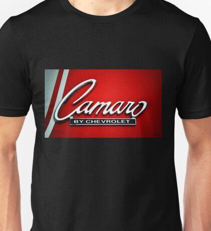Classic Camaro Unisex T-Shirt