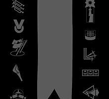 Depeche Mode : Black Celebration LP 2 by Luc Lambert