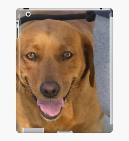 cute dog iPad Case/Skin
