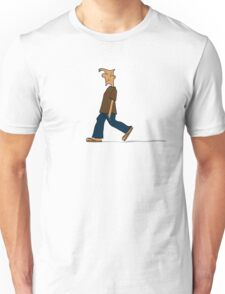 strolling down to the shop on a sunday morning Unisex T-Shirt