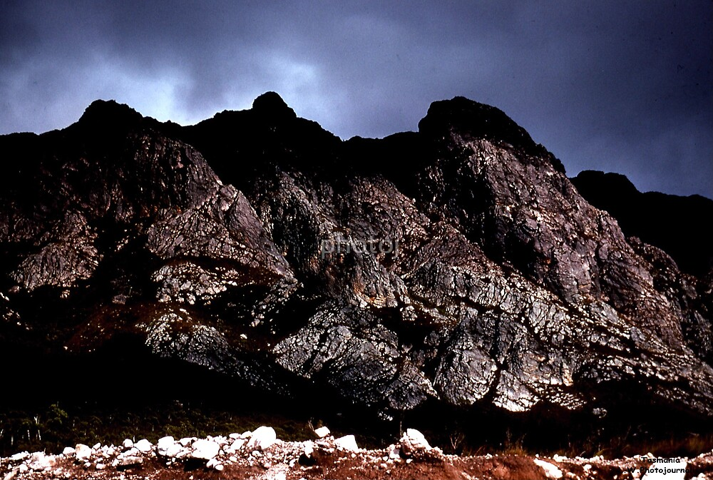photoj Australia - Tasmania, Black Mt by photoj