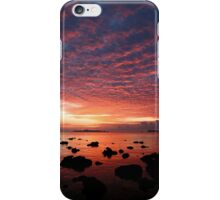 Sunset in Kohsamui iPhone Case/Skin