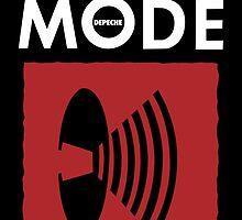Depeche Mode : Behind The Wheel 3 by Luc Lambert