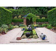 Walled Garden Photographic Print