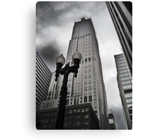 Skyscraper Canvas Print