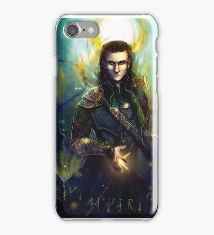 Loki - Marvel iPhone Case/Skin