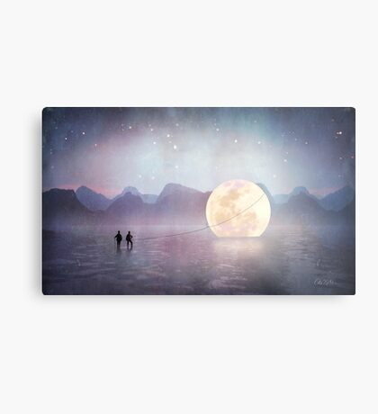 A Day To Remember Metal Print
