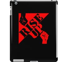 Anarchy - Rise Up! iPad Case/Skin