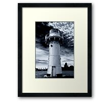 Lighthouse of Doom Framed Print