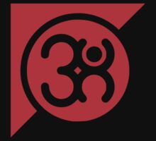 Anarchist Om by Buddhuu