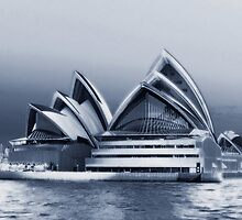 Sydney Opera House by Christopher Meder