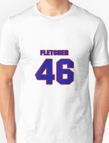 National baseball player Scott Fletcher jersey 46 T-Shirt