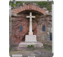 Bamburgh Memorial iPad Case/Skin