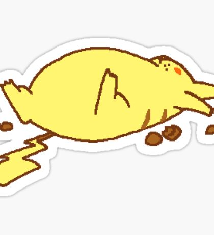 snack nap Sticker